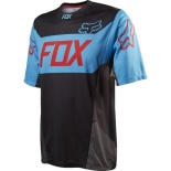 Велоджерси Fox Demo Device SS Jersey Black/Blue M