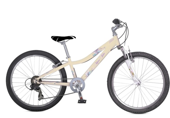 Велосипед Alpine Bike 550SL (Велосипед Alpine Bike 550SL Девочка  )